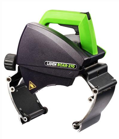 Электрический труборез для стальных и пластиковых труб LIDEN Roar-270