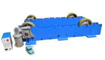 Роликовые вращатели малой грузоподъемности NHTR 6000