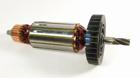 Ротор (якорь) к станку на магнитном основании MAB 425 / MAB 455