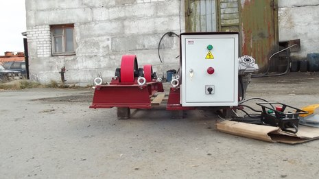 Cварочный вращатель роликовый VS-5R - в Челябинске напрямую от производителя
