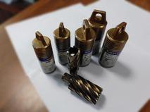 Кольцевая фреза 14 мм Karnasch 20.1270U-014