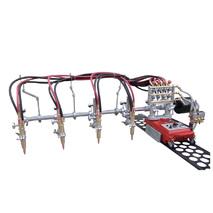 Машина газовой резки металла GCD4-100 Huawei (с 4 резками) - на производстве и в промышленности