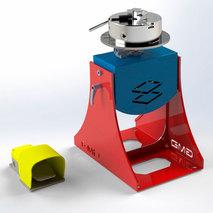 Сварочный позиционер для деталей весом до 100 кг GM W-100