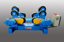 Самонастраивающийся роликовый вращатель с двумя электроприводами HGZT-5