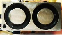 Магнит (магнитное основание) к станку на магнитном основании MAB 100
