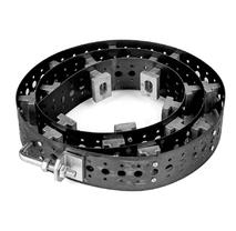 Направляющая на магнитах для машин газовой резки CG2-11, L=2200 (Бандаж на магнитных стойках)