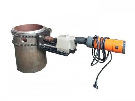 Станок для сверления отверстий в трубах ISM-170
