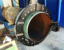 Разъемный труборез ТР-1020  цена от 1250 000 рублей