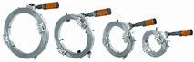 Труборез разъемный ТР-150 для резки труб в диаметре до 150 мм